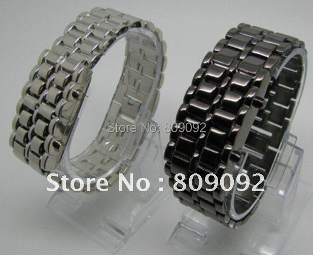 Cool Fashion Bracelet Type LED Digital Electronic Wrist Watch