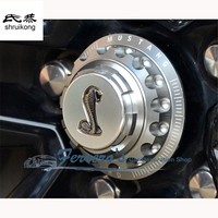 Free shipping car styling sticker aluminium alloy Car wheel cover Wheel Hub Rim Center Cap for 2015 2016 new ford mustang