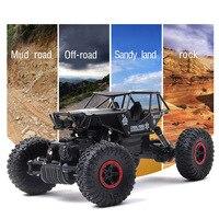 Rc Car 1.3KG 4CH 4WD Rock Crawlers 4x4 Driving Car Double Motors Drive Bigfoot Car Remote Control Car Model Off-Road Vehicle Toy