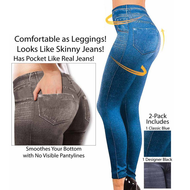 Jeans Leggings 2