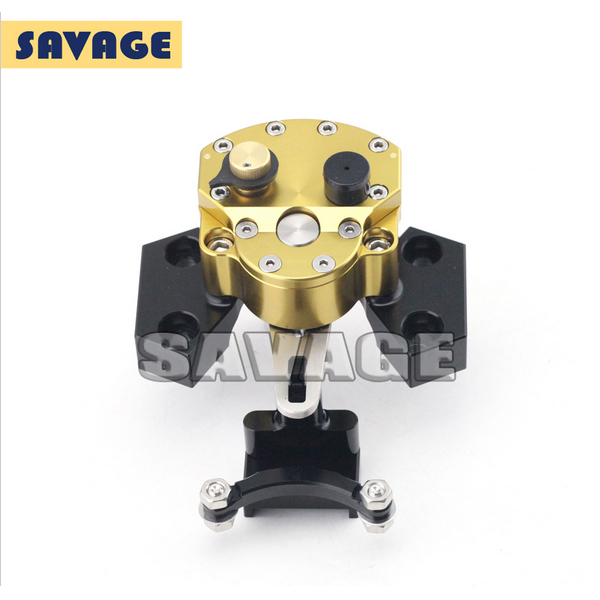 For KAWASAKI Z800 2013-2015 2015 New Arrival Motorcycle Accessories Steering Damper Stabilizer with Mounting Bracket Kit 2015 rzl121