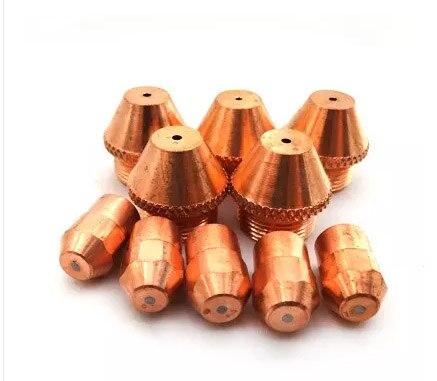 100A Plasma Welding Consumables 100PCS Nozzle 100PCS Electrode