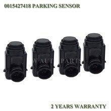 Di Distanza di parcheggio PDC Sensore 0015427418 0045428718 Per Mercedes-Benz W203 W209 W210 W211 W220 W163 W168 W215 W 251 s203