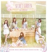 APINK 3RD MINI ALBUM - SECRET GARDEN Release Date : 2013-7-08 KPOP ALBUM ...