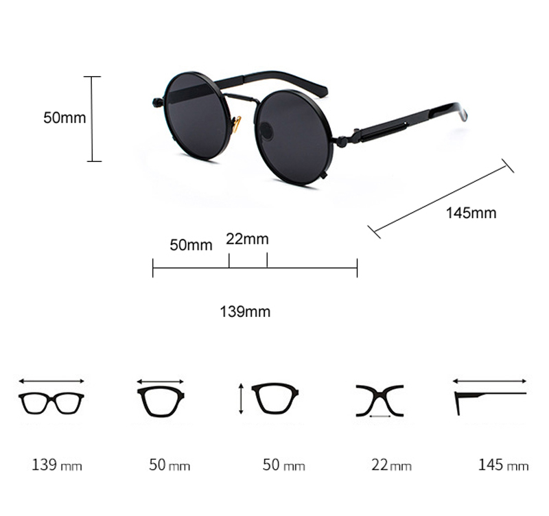 clear red sunglasses 6025 details (1)