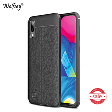 цена на For Samsung Galaxy M10 Case Luxury Rubber Soft Silicone Phone Case For Samsung Galaxy M10 Back Cover For Samsung M10 M 10 Fundas