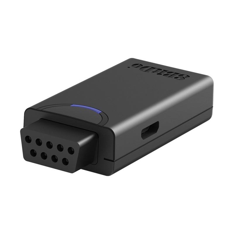2019 8BitDo Bluetooth Receiver For 2.4G Sega Genesis  Gamepad Mega Drive Retro Receiver