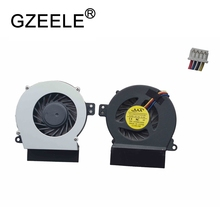 GZEELE вентилятор охлаждения процессора для Dell Vostro A860 A840 1410 PP37L Серия ноутбуков, ноутбуки Вентилятор охлаждения DFS451305M10T