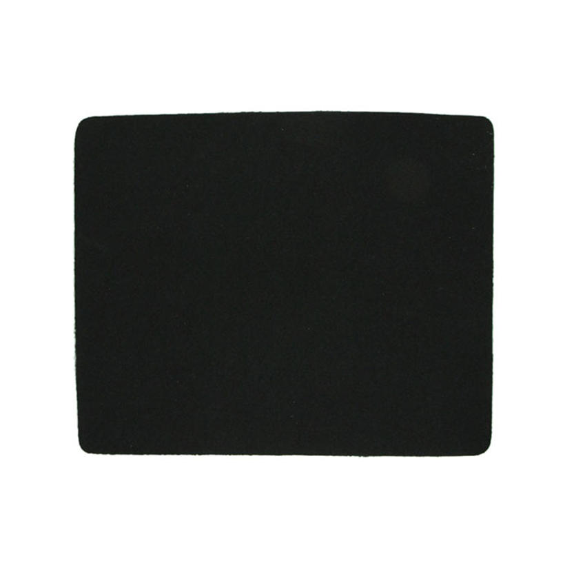 Super Feel Durable Polyester Handstands Medium Mouse Pad Mouse Mat Black for Gamers Factory Price 8* lizard сандали hike 36 feel black grey