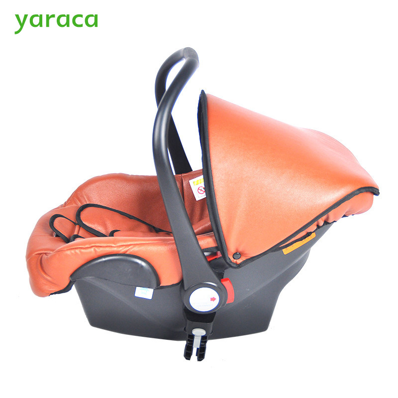 Baby Car Seat For Newborn Baby 3 Point Safety Harness Car Basket For 0-12 Month Baby Cradle For Infant Can Be A Stroller 0 1 years portable newborn baby sleeping cradle basket for stroller car safety seat carrier children cradle seating chair