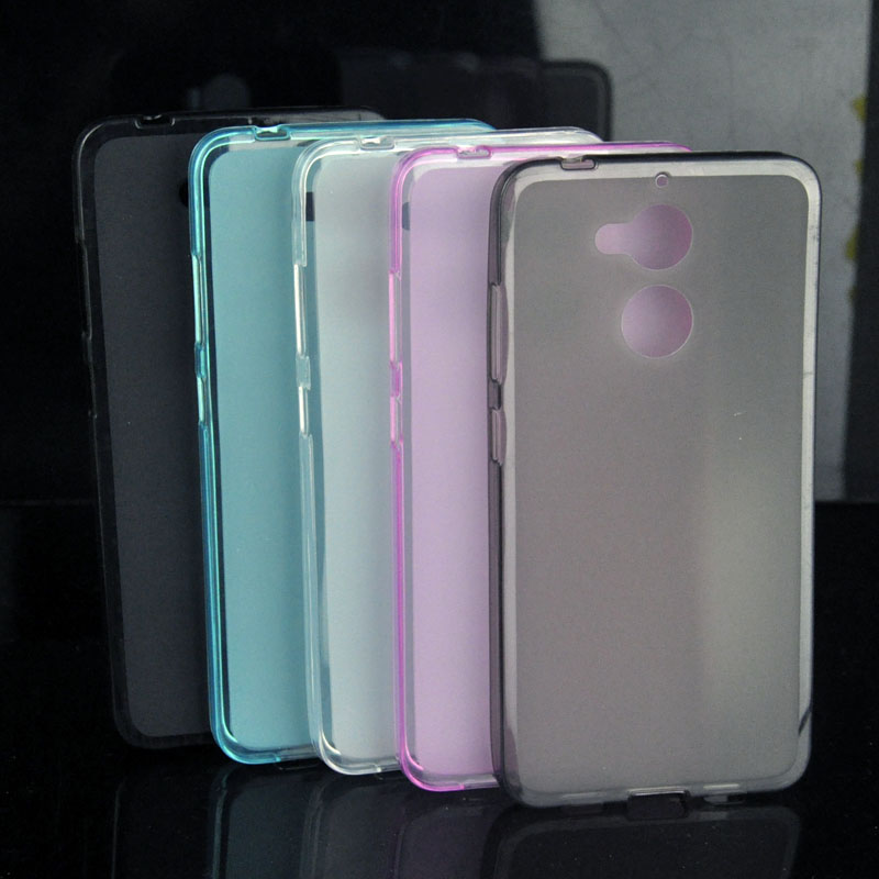 Phone Cases for Qmobile Noir Z14 Soft TP
