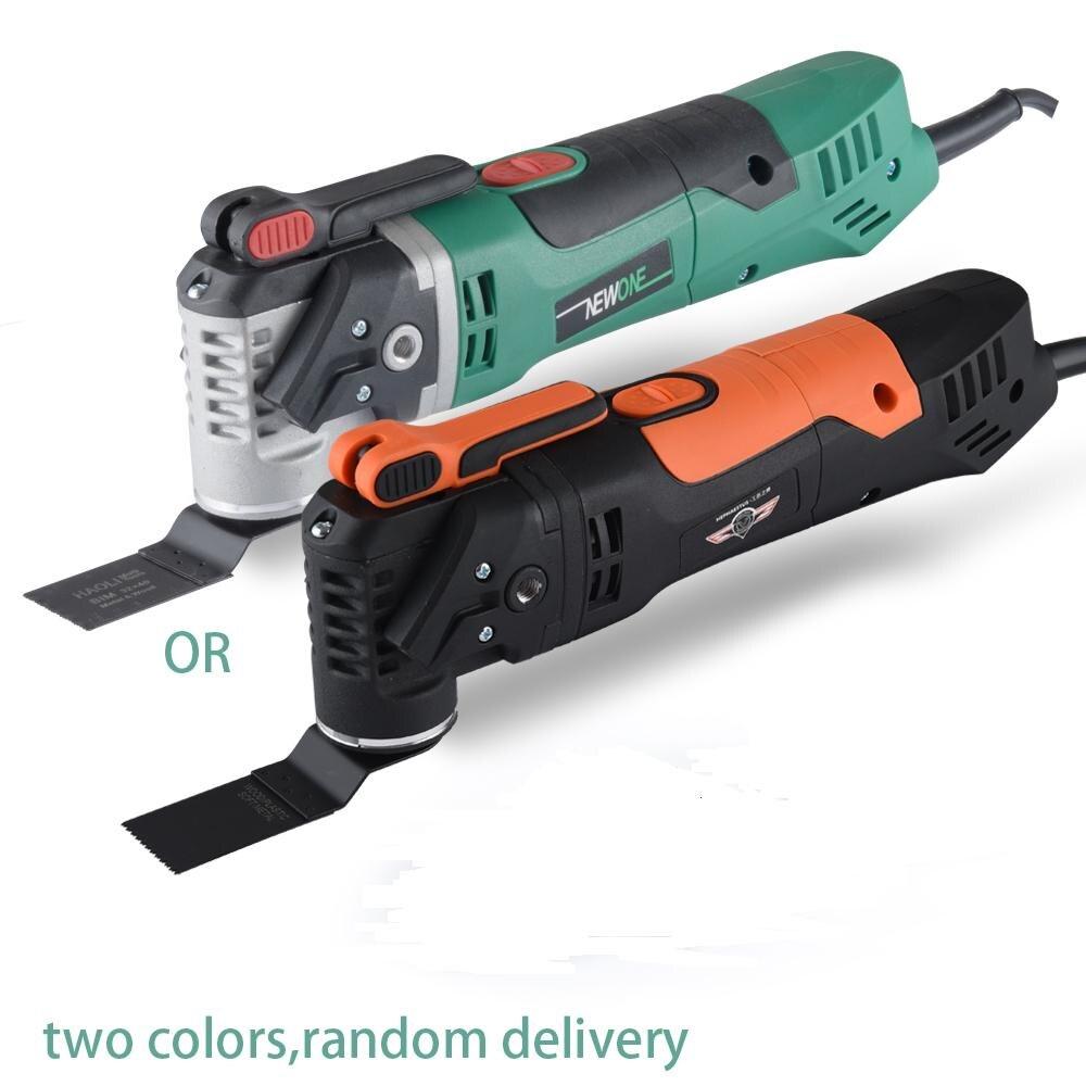 NEWONE Multi-Funktion Elektrische Säge Erneuerer Werkzeug Oszillierende Trimmer Startseite Renovierung Werkzeug Trimmer holzbearbeitung Werkzeuge