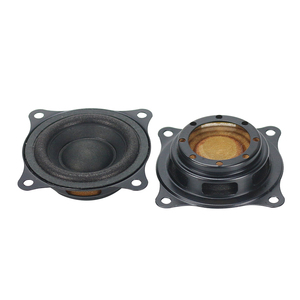 """Image 3 - Ghxamp 2"""" inch 58MM Bass Radiator Passive Speaker Auxiliary Woofer Gain For 2"""" 2.5"""" 3"""" Inch Dive deep Low frequency Speaker DIY"""