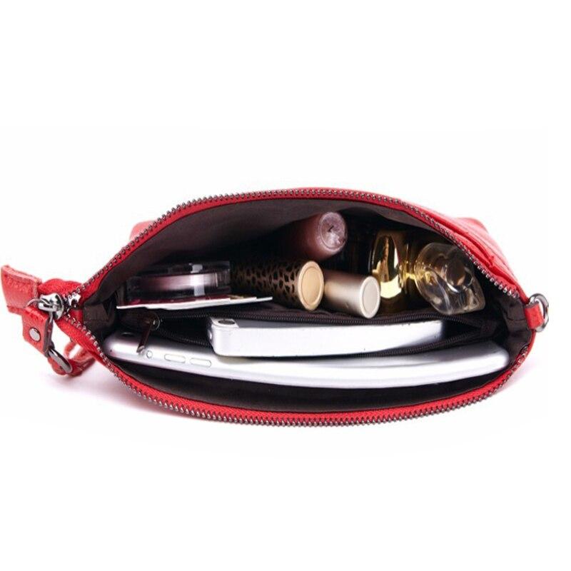 hmily novidade genuine couro de Function : Women Messenger Bag/ladies Crossbody Bag/travel Bags