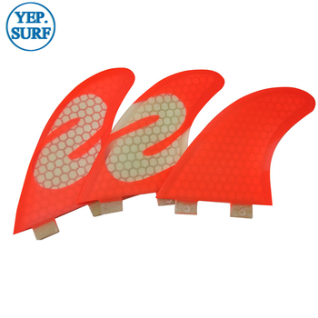 Surfboard Fin G5/G7 Honeycomb Tri Surf Quilhas FCS Size Surfing Fins