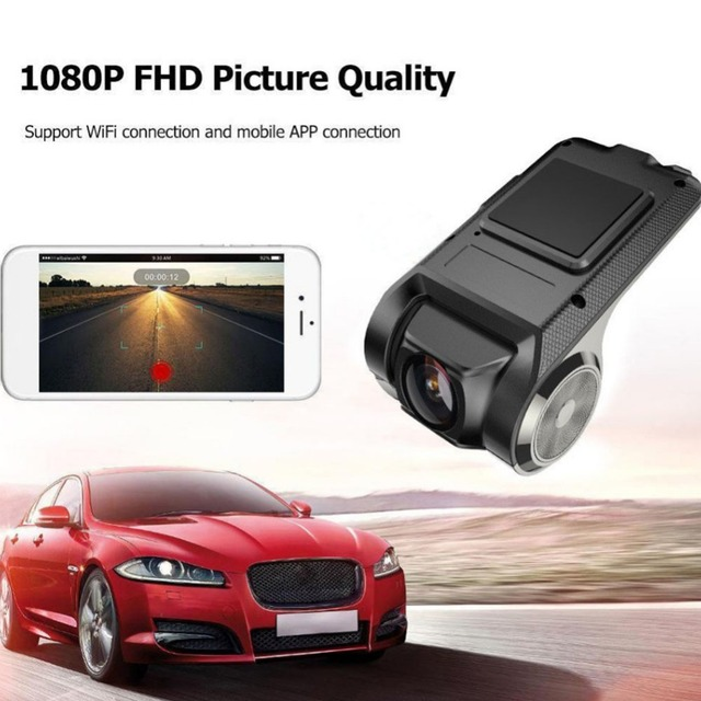 1080p Fhd 150 High Definition Wide Angle Hidden Body Design Car Dvr