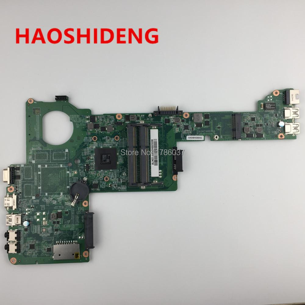 A000255420 DA0MTNMB8F0 For toshiba satellite C40D C45D C40D-A series laptop motherboard .All functions fully Tested ! v000138700 motherboard for toshiba satellite l300 l305 6050a2264901 tested good