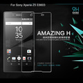 Tempered screen protector Film Protective Glass Guard For Sony Xperia X Performance XA E3 T3 C3 E4 M5 C4 C5 Ultra Dual E5