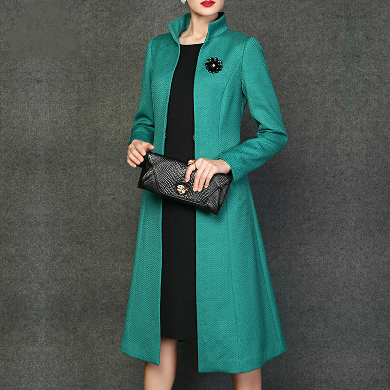 Online Shop S-2XL Winter Women's Coats Set 2015 New Arrival ...