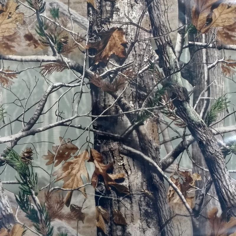 Besplatna dostava 0.5mX2m camo stabla hidrografija tisak film CSMY8086-1 film hidrografski za automobil