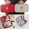 ポータブルキャンプ救急箱緊急医療バッグ防水カーキットバッグアウトドア旅行サバイバルキット空バッグ Househld