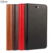 Пусть v leeco le max x900 case cover luxury натуральная кожа флип телефон мешки для пусть v le макс x900 бизнес бумажник case cover