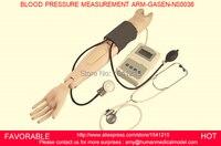의료 교육 manikins/simulator 간호 교육 manikin, 간호 모델, 압력 측정 훈련 SIMULATOR-GASEN-NSM0036