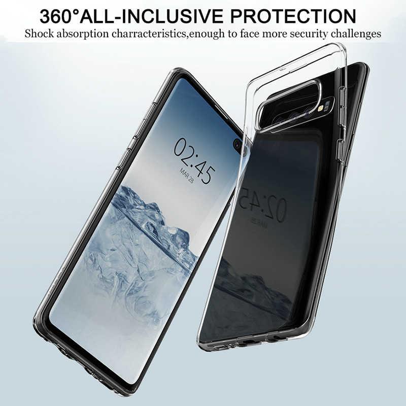 Lamorniea Für Samsung Galaxy Note 10 S10 Plus Fall Weiche Silikon TPU Abdeckung Für Samsung Galaxy M10 M20 Hinweis 9 8 S8 S9 S10 Plus