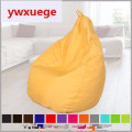Ywxuege Living Room yellow  Sofas Bean Bag Sofa Linen Cotton Soft Sofa Lazy bed  Bed Suit For Bed