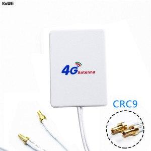 Image 5 - KuWFi 4G Antenne 3M kabel LTE Antenne Externe Antennen für Huawei ZTE 4G LTE Router Modem Antenne mit TS9/ CRC9/ SMA Stecker
