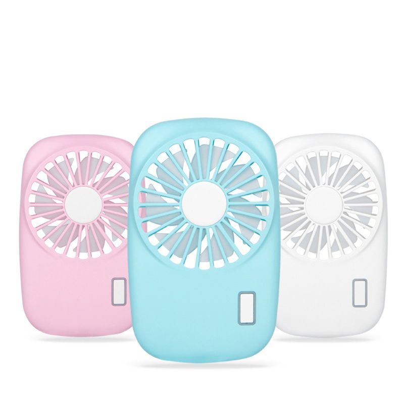 Image 2 - Mini Hand Held USB Fan Creative Camera Shape Portable Low Noise Fan for Office, dormitory and Outdoor Travel-in USB Gadgets from Computer & Office