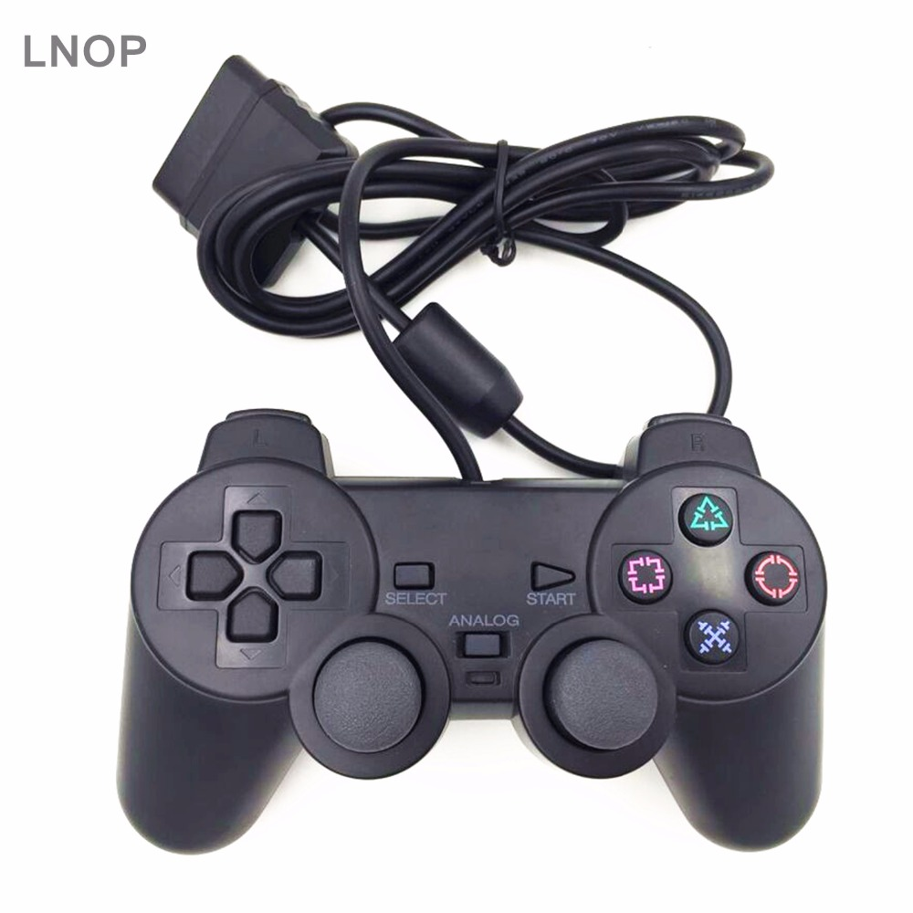 LNOP Wired gamepad Joypad per PS2 Controller Sony Playstation 2 dualshock Game Pad joystick per PS 2/Play station 2 console