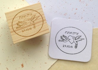цена на 1 pcs Any size Customized 9 samples wedding custom Rubber wooden stamp birthday name Word Scrapbooking/Card/Wedding Decoration