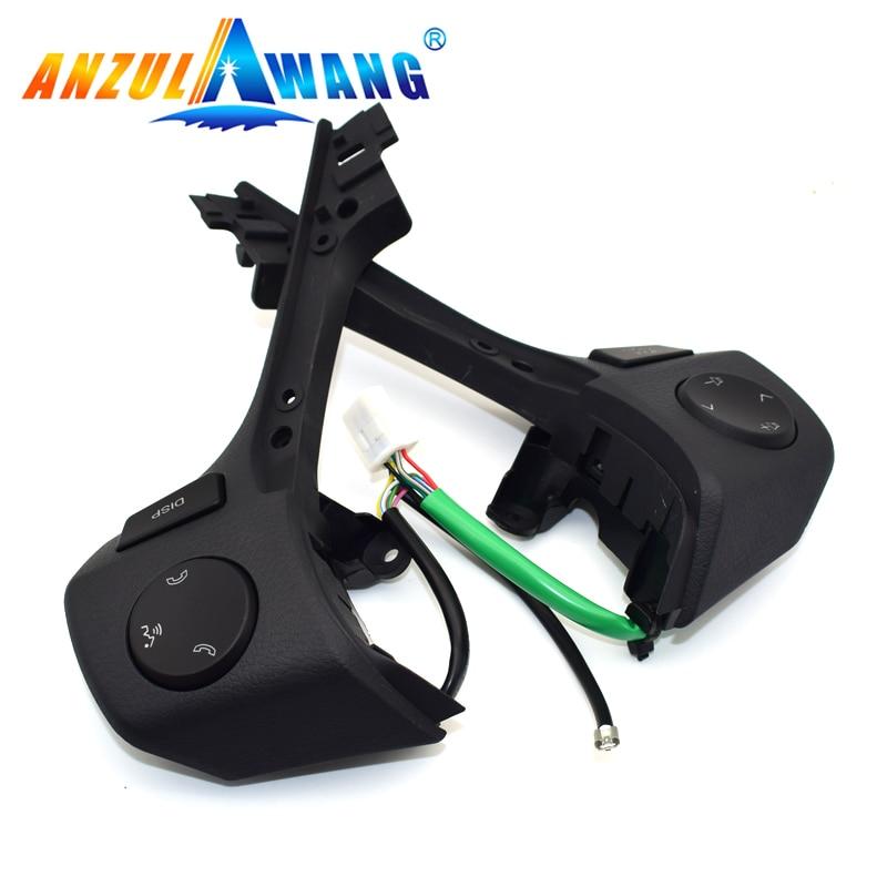 BANZULWANG RAND NEW Steering Wheel CONTROL Switch Audio Bluetooth Control 84250-02560 For TOYOTA RAV4 Corolla 2014-2015 8425002200 bluetooth steering wheel audio control switch 84250 02200 84250 12020 for toyota corolla zre15 2007 2014