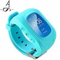 Ahssuf Child GPS Watch Phone Kids Watches With GPS Anti Lost Monitor SOS Tracker Reloj Life