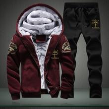 Men Hooded Fashion Hoodies Men Casual Sweatshirt Hoody Winter Warm Hoodie Male Sudaderas Hombre Plus Size M-4XL Thick Coat