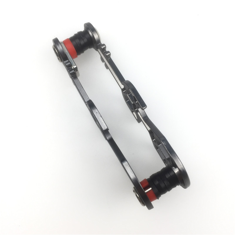 Clip de Metal Portátil Organizador Titular da Chave Do Carro Inteligente