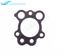 Outboard Engine 66M 13329 10 Oil Pump Cover Gasket For Yamaha 4 Stroke F15 F9 9