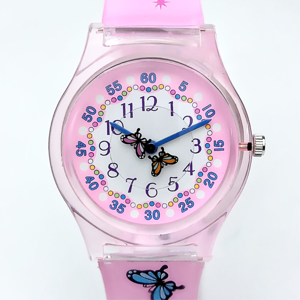 HTB1wxnGRXXXXXX9XVXXq6xXFXXXZ - WILLIS Luxury Butterfly Lovely Pink Silicone Strap Ladies Student Watch-WILLIS Luxury Butterfly Lovely Pink Silicone Strap Ladies Student Watch