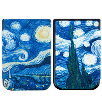 For 2016 Pocketbook Touch Hd 631 Ereader Funda Protective Cover Case Screen Protector Stylus