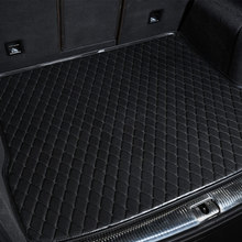 Forro de carga traseira do carro mat tronco tapete mala do carro para volvo s60 xc60 xc90, Ghibli maserati levante 2011-2018