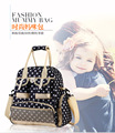 Fashion High Quality Diaper Bag For Mom large capacity Nappy Bags For Stroller