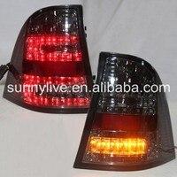 1998 2005 Year For Mercedes Benz W163 ML320 ML350 ML430 ML450 led rear light smoke black