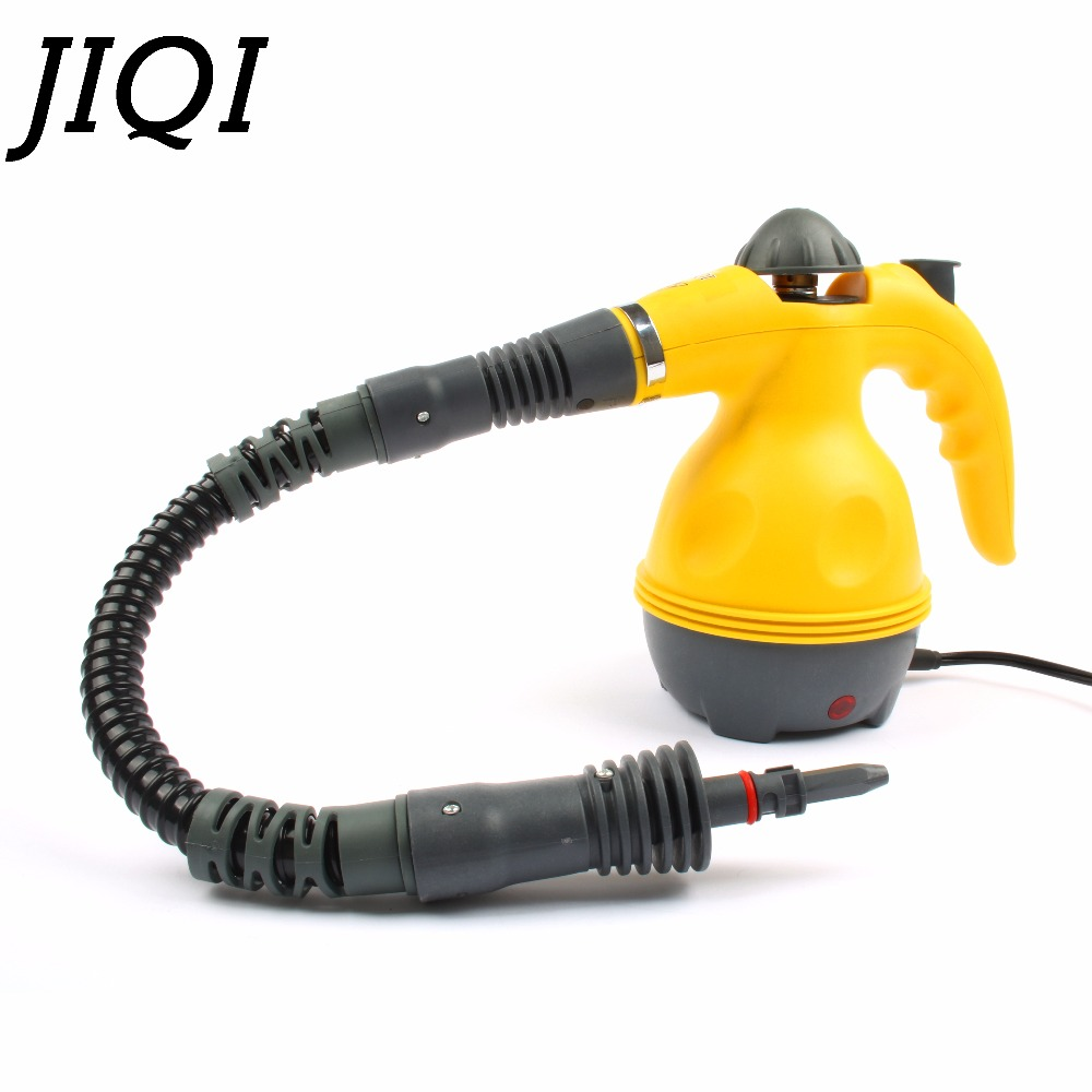 JIQI Household High temperature steam cleaner Steam cleaning machine mop handheld Kitchen Range Hood pressure steamer