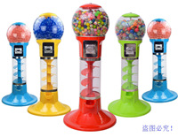 High Quality Cheap Price Coin Operated Games Gumball Capsule Toy Vending Machine (1)