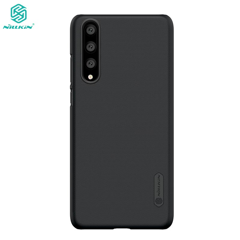 Huawei P20 Pro Case Nillkin Frosted Shield PC Plastic Hard Back Cover Case for Huawei P20 Pro Plus Gift Screen Protector