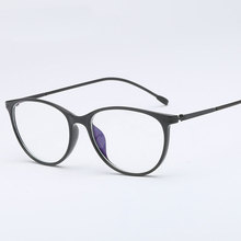 HOTOCHKI Antiblue Eyewear Frame Men Fashion Optical Myopia Prescription Clear Computer Eyeglasses Spectacles