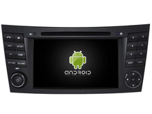Android 8.0 8core 4GB RAM car dvd play GPS for MERCEDES-BENZ E-CLASS W211(2002-2009)/G-CLASS W463(2001-2008)/CLS W219(2004-2011)