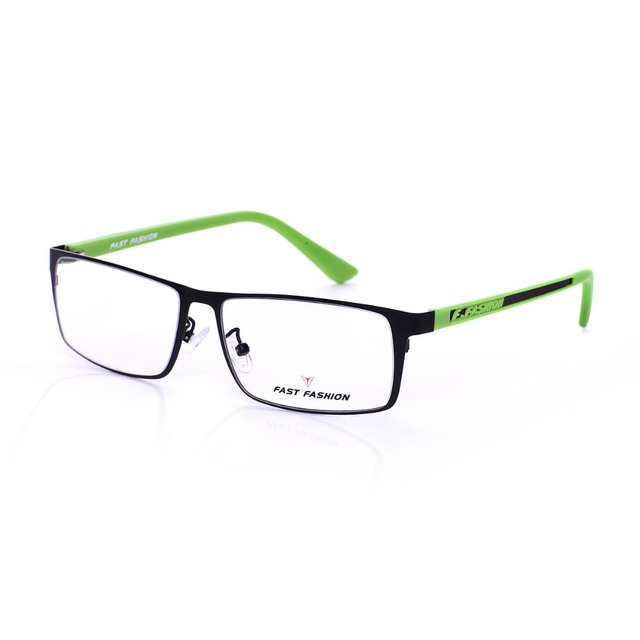 095fc31ca7b3ab Vrouwen klassieke mode lezen optische brillen frame FF3001 mannen retro  vintage bril frames voor clear bijziendheid