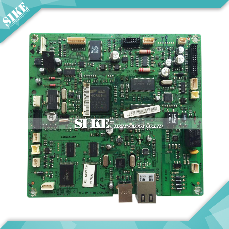 Compatible Main Board For Xerox Phaser 3200MFP/N 3200N 3200 Formatter Board Mainboard Logic Board chip for fuji xerox p 4600 for xerox phaser4620 dt for fujixerox 4600 mfp compatible new counter chips free shipping